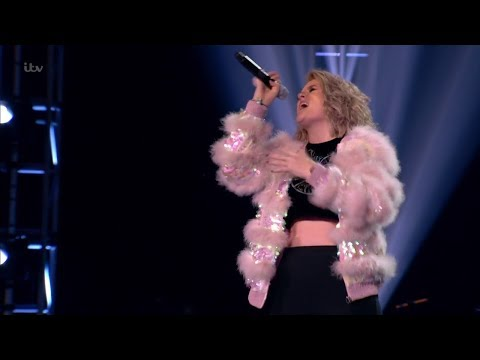 The X Factor UK 2017 Grace Davies Six Chair Challenge Full Clip S14E12