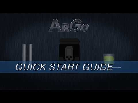Arizer Go (ArGo) – Quick Start Guide – TVAPE