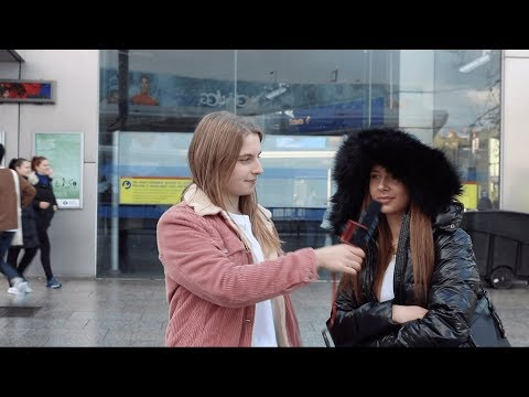 HOW WOULD YOU WANT BE APPROACHED IN LONDON - (SHEPHERD'S BUSH)