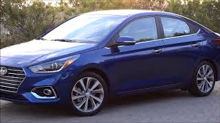 2019 Hyundai Accent - The Best Interior, Exterior and Drive - Full Review