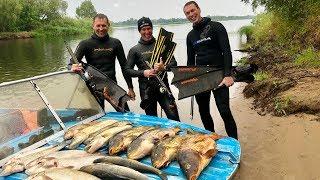 Подводная охота в Саратове Видовое разнообразие Волги