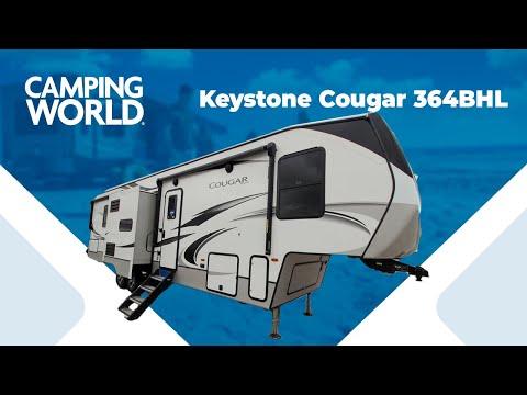 2020 Keystone Cougar 364BHL | 5th Wheel - RV Review: Camping World