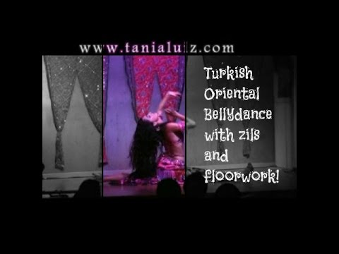 Beautiful, authentic Turkish Bellydance/ Oriental/ Oryantal