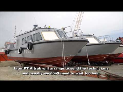 Cummins Marine Customer Spotlight: Hariyanto with PT.Pelayaran Tanjung Mas Harapan