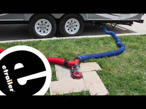 Valterra Rotating Y Sewer Connector Review - etrailer.com