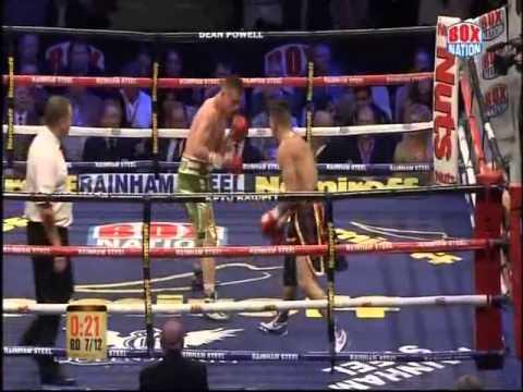 Frankie Gavin vs David Barnes 2013 09 21