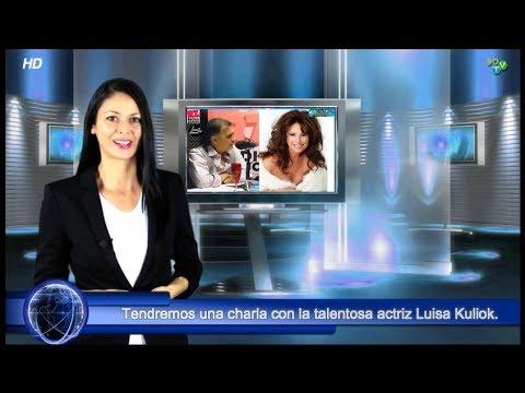 Mano a Mano con Monserrat en vivo,  con la talentosa actriz Luisa Kuliok.