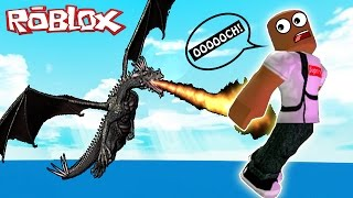 ROBLOX   DRAGON RAGE   OUCH THAT HURTS😢