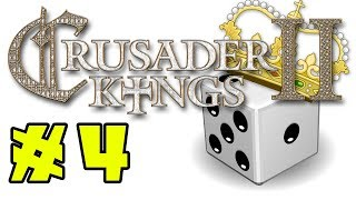 Crusader Kings II: Holy Fury - RANDOM WORLD - Episode 4