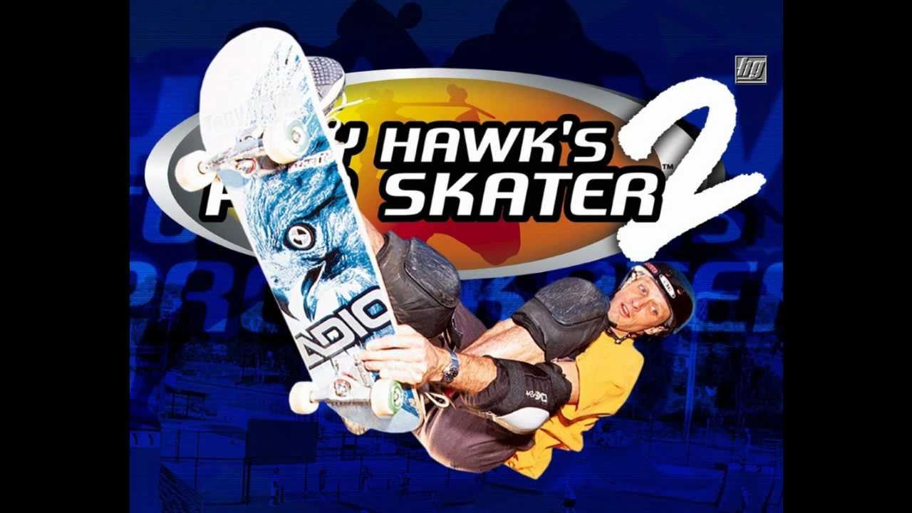 Tony Hawk's Pro Skater 2 - Blood Brothers - Theme Song HD