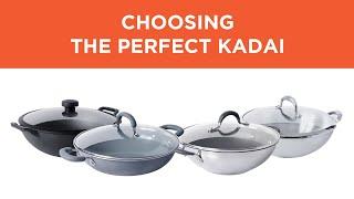 How To Choose The Perfect Kadai with Chef Varun Arora | cast iron vs steel vs ceramic vs non stick