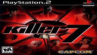 Killer 7 [2005]   Part 1   Playstation 2 HD - LONGPLAY