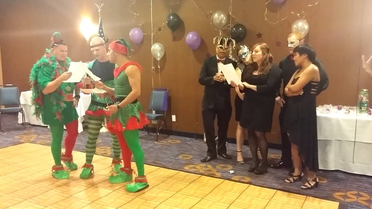 60 IPTS HOLIDAY PARTY - YouTube