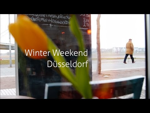 Travel Vlog : A Weekend in Düsseldorf, Germany.
