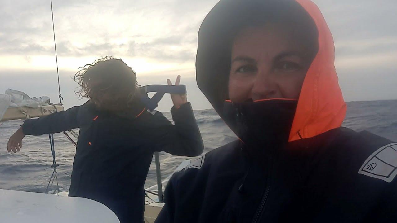 Download Quand la mer grossit Transat Atlantique nord #12 sur pahi 31 wharram catamaran