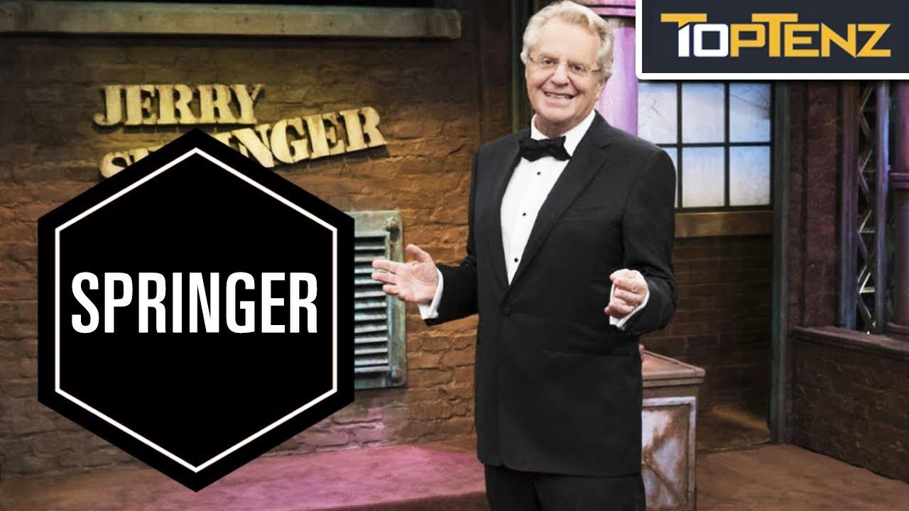 10 Pioneers Of Trash Television