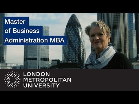 An introduction to the Master of Business Administration (MB