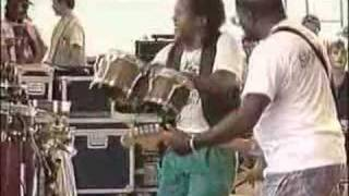 Curtis Mayfield, move on up @parkpop in the Haque 1987