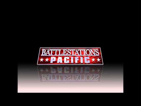 Battlestations Pacific:US battleship theme extended