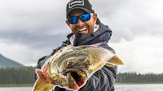 PACIFIC HALIBUT FISHING on a TINY Boat in ALASKA