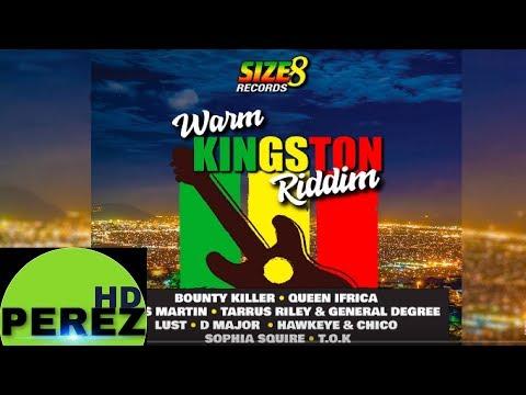 WARM KINGSTON RIDDIM VIDEO MIX 2019 - DJ PEREZ FT GENERAL