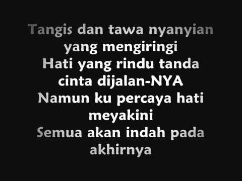 Opick   Tiada Duka Yang Abadi Lyrics