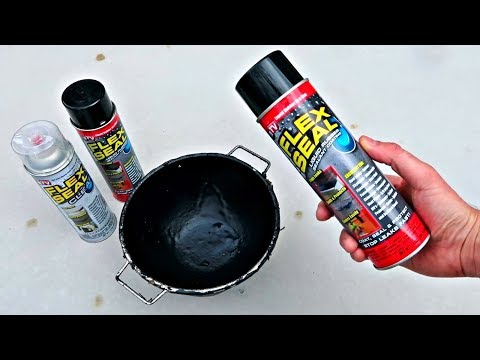 Does Flex Seal 'As Seen on TV' Really Work? | culinarylore com