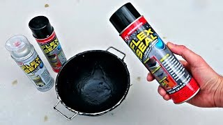 Testing Flex Seal - As Seen On TV