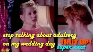 Grey's Anatomy * FUNNY moments & quotes #2