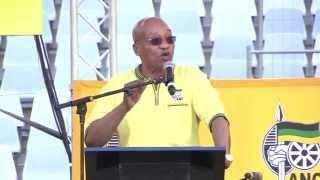 Electricity crisis is an Apartheid legacy - President Jacob Zuma