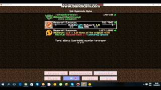 Minecraft premiumsuz hunger games server