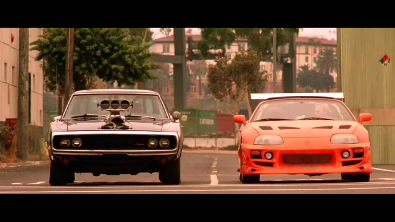 Muscle Cars Wheelies In Fast Furious Youtube