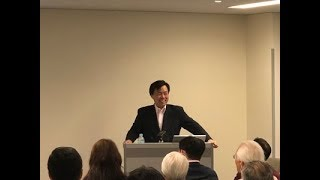 2019年3月時事解説 時局分析 藤原直哉理事長 第40回NSP時局ならびに日本再生戦略講演会