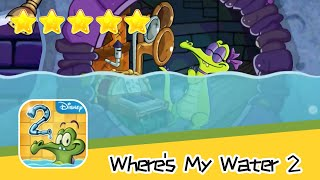 Where's My Water? 2 Level 38 1~2 Walkthrough Exciting Adventure! Recommend index five stars