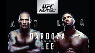 UFC Fight NIght Atlantic City LIVE Prelims, Pre & Post-Show Sat., April 21 at 7 p.m. ET on FN Canada