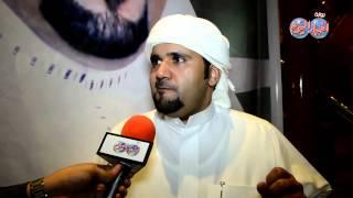 المطرب السعودي الجديد أحمد السعيد يغني لعاصفة الحزم واغاني باللهجة المصرية