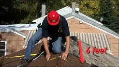 Installing a Fall Protection System