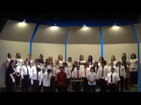 Winslow High school Fall choir concert