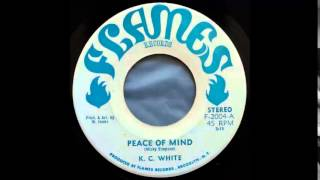 K C  White - Peace Of Mind