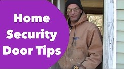Home Security Door Tips