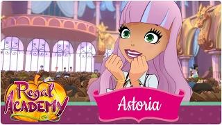 Королевская Академия | Астория Рапунцель | Мультфильм о сказочных принцессах