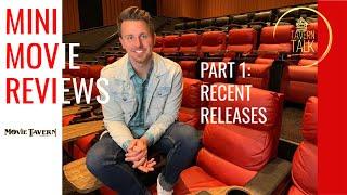 MARRIAGE STORY, THE IRISHMAN, JOJO RABBIT & More Mini Movie Reviews | Tavern Talk (part 1 of 2)