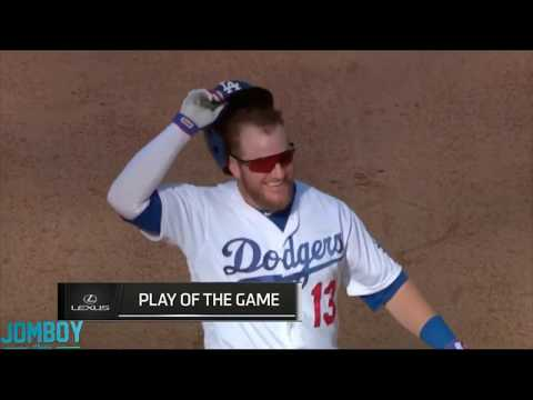 Max Muncy and the Dodgers Walk Off vs Kirby Yates and the Padres, a breakdown