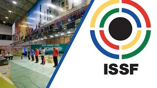 10m Air Pistol Men Final - 2017 ISSF World Cup Stage 1 in New Delhi (IND)