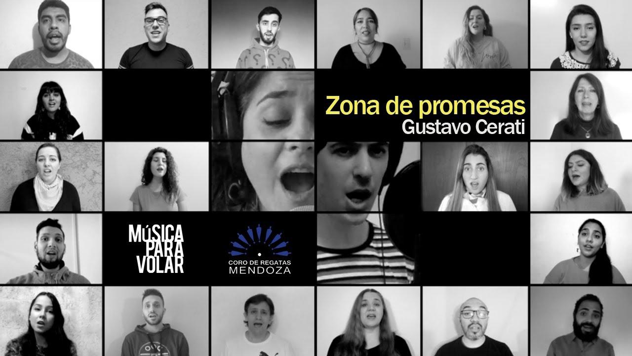 Zona de promesas (Gustavo Cerati) por Música para Volar