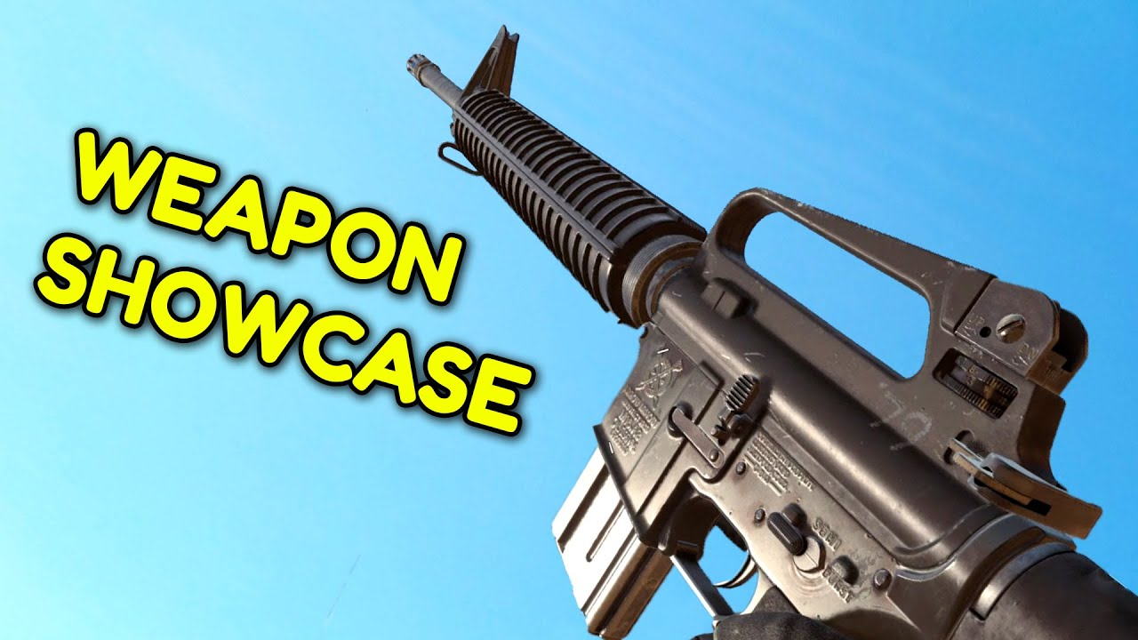 COD Black Ops COLD WAR - All Weapons Showcase