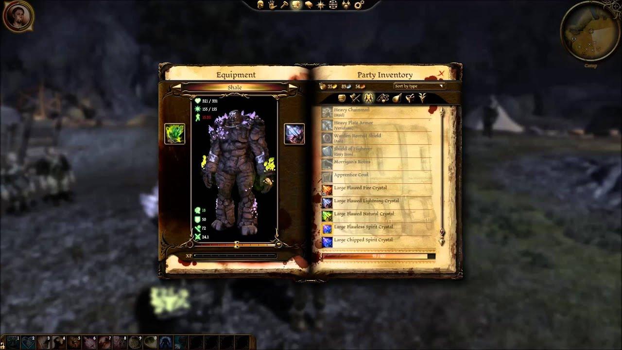 Dragon Age Origins Episode 40 The Golem In Honnleath Part 3 Youtube