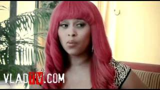 Exclusive: Pinky Gives Us Her Thoughts On The Montana Fishburne Situation