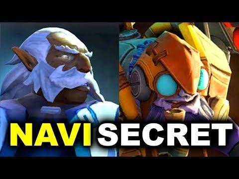 NAVI vs SECRET - Super Series! - DreamLeague 8 MAJOR DOTA 2