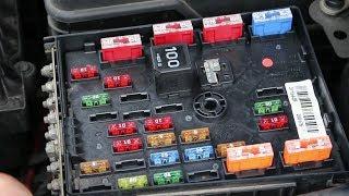Sicherungen in einem Auto - was beachten? wie wechseln?